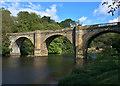 NZ2741 : Durham: Prebends' Bridge by John Sutton