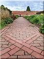 SK3538 : Darley Abbey Gardens by Mick Garratt