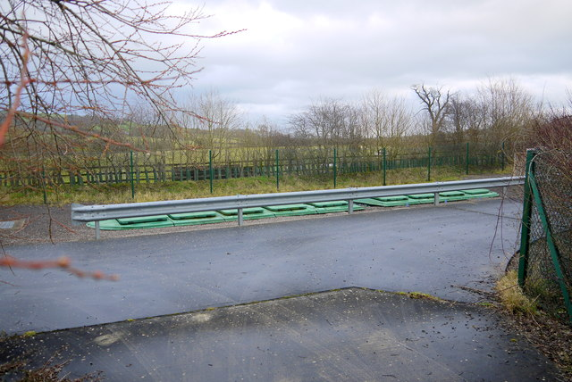 Sewage Treatment Works Clapton Bridge