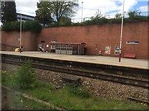 SE3634 : Cross Gates Railway Station by John Darch
