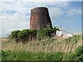 TG4501 : Pettingell's drainage windpump by Evelyn Simak
