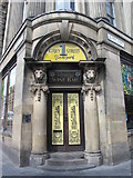 NZ2564 : Entrance to 1 and 3 Grey Street, NE1 by Mike Quinn
