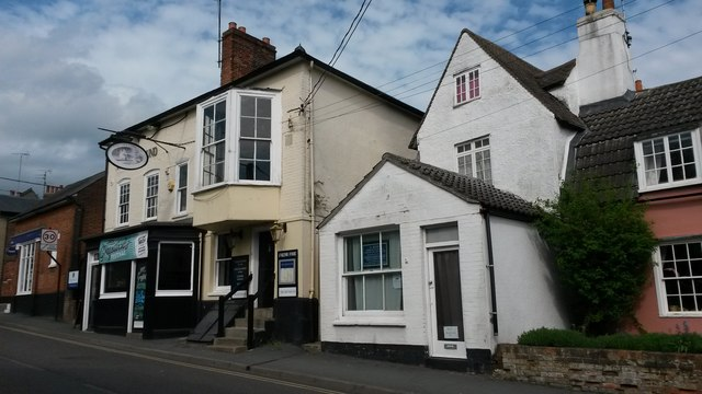 The Greyhound public house in High Street, Wivenhoe