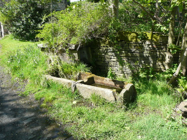 Troughs, Dean Brook Road, Netherthong