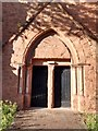 SP3379 : Doorway at the Swanswell Centre by Keith Williams