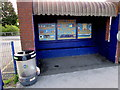 ST6180 : Colourful welcome to Patchway Station by Jaggery