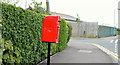 J4872 : Postbox BT23 373, Newtownards (May 2015) by Albert Bridge