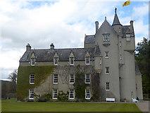 NJ1736 : Ballindalloch Castle by Oliver Dixon