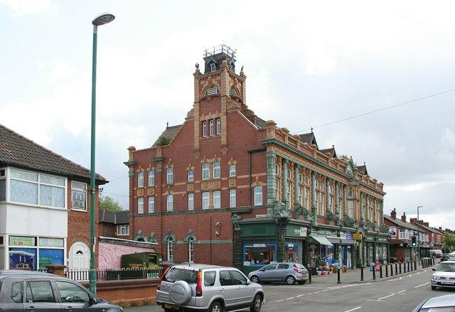 Beswick Co-operative Society Building, Northmoor Road
