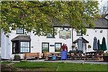 NY3204 : The Britannia Inn, Elterwater by Jim Barton