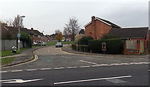 SU5290 : Cronshaw Close, Didcot by Jaggery