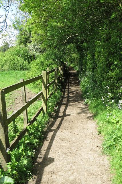 The Oxford Greenbelt Way