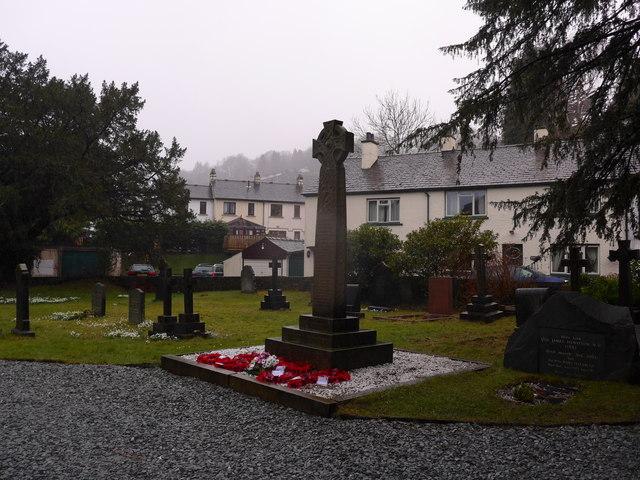War Memorial, Coniston