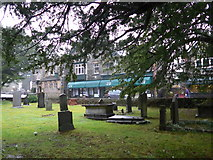 SD3097 : St Andrew, Coniston: churchyard (i) by Basher Eyre