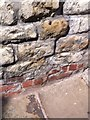 SK9771 : Cut Mark: Lincoln, Michaelgate by Brian Westlake