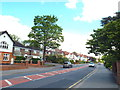TQ5687 : Hall Lane, Upminster by Malc McDonald