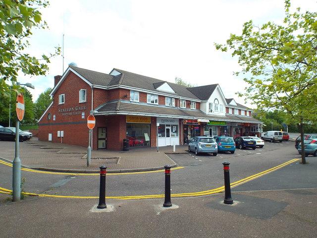 Station Gate Shopping Centre, Laindon