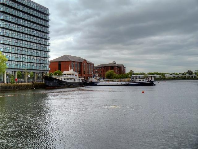 South Bay (Dock 6), Salford Quays