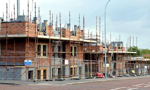 Holywood Road development site, Belfast - May 2015(1)