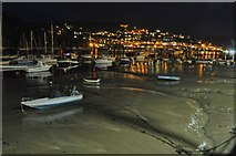 SX8751 : Dartmouth : Dartmouth Harbour by Lewis Clarke