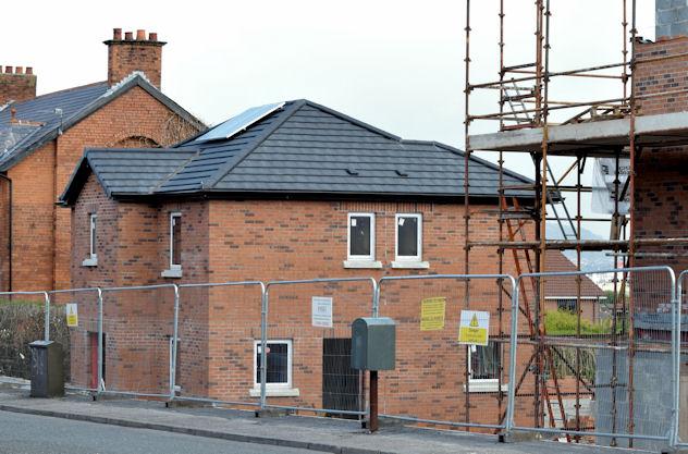 Holywood Road development site, Belfast - May 2015(2)