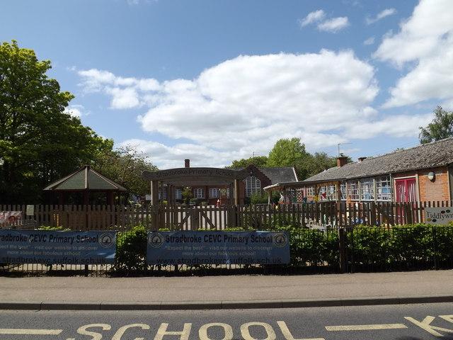 Stradbroke CEVC Primary School