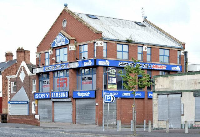 """Sam's Yer Man"", Belfast - May 2015(1)"