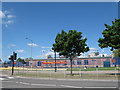 TQ3979 : St Mary Magdalene Primary School, North Greenwich by Stephen Craven
