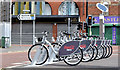 J3374 : Belfast Bikes, Winetavern Street (May 2015) by Albert Bridge