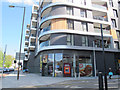TQ3978 : Greenwich Square, Sainsbury's Local by Stephen Craven