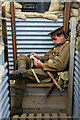 SJ8248 : Relaxing in the trenches by Chris Allen