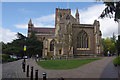 TL1407 : St Albans Cathedral by Stephen McKay