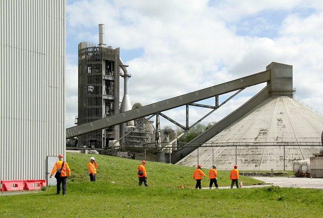 Hanson Cement, Clitheroe