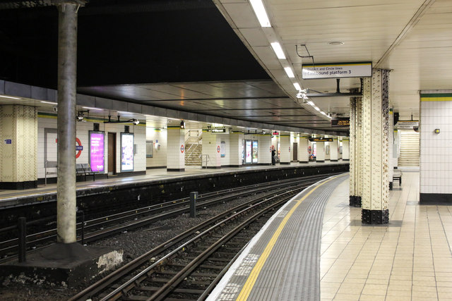 Mansion House Station