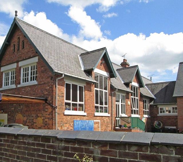 Denby - Free School - from SW