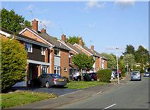 SO9095 : Housing in Sandhurst Drive in Penn, Wolverhampton by Roger  Kidd