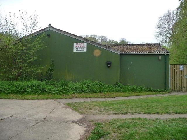 Bradford on Avon Rowing Club, near Barton Bridge