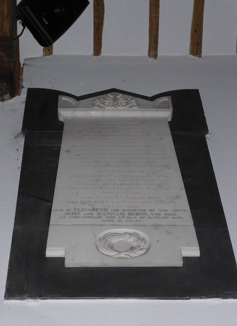 Holy Trinity, Colton: memorial (17)