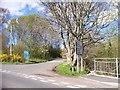NM8725 : Road junction at Kilmore by Elliott Simpson