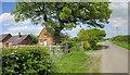 SJ4743 : Lower Barnes, Wrexham County by Jeff Buck