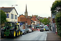 SO6024 : Ross-on-Wye May Fayre, 2015, 1 by Jonathan Billinger
