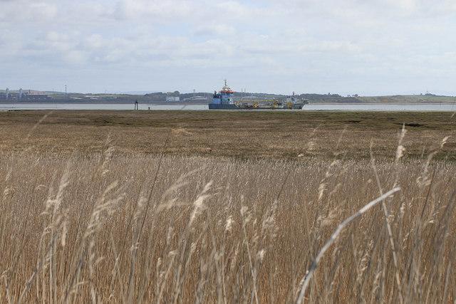 View across Walney Channel