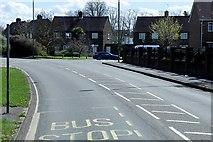 TQ1169 : Sunbury, Staines Road East by David Dixon