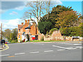 SP2872 : North on Malthouse Lane, Kenilworth by Robin Stott