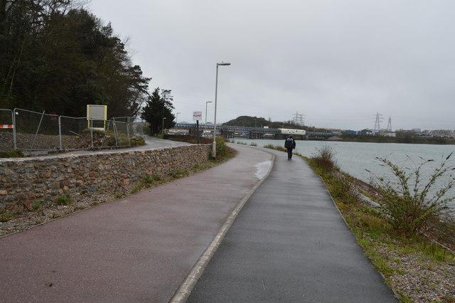 West Devon Way by The Laira