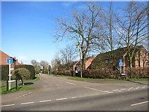 SP8200 : Kiln Lane, Lacey Green by Des Blenkinsopp