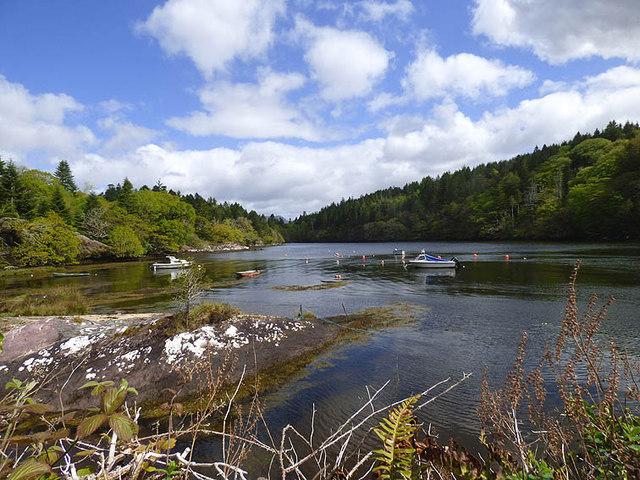 Blackwater inlet
