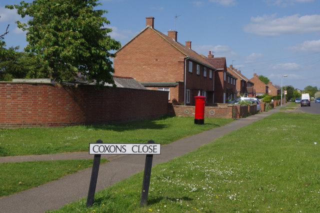 American Lane, Huntingdon
