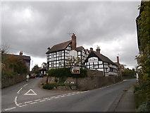 SO3958 : The New Inn, Pembridge by John Lord