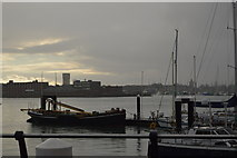 SZ6299 : Portsmouth Harbour by N Chadwick